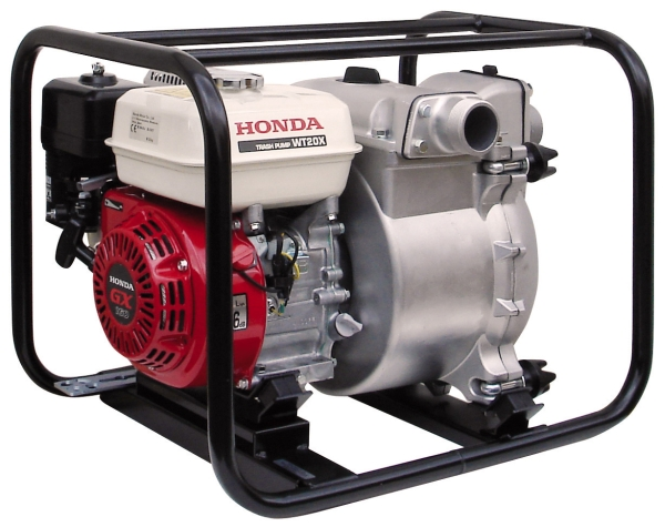 Honda WT 20 X Motopompa szlamowa